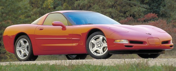 Chevrolet Corvette Coupe (C5) '97
