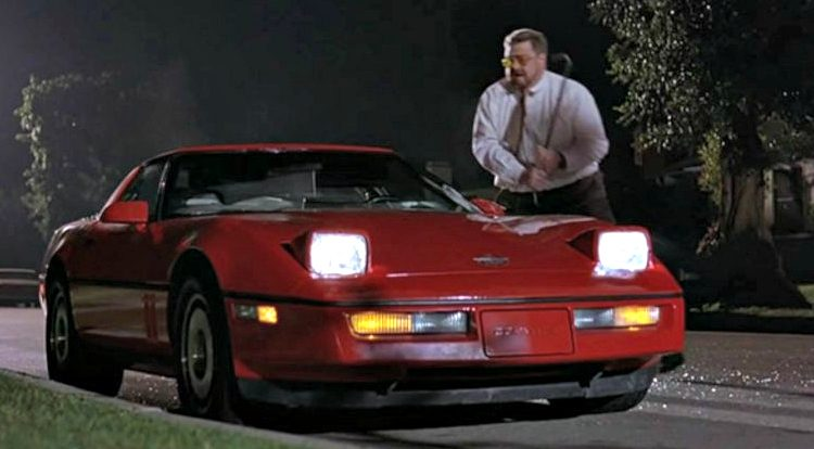 Chevrolet Corvette C4) '85 - Walter Sobchak The Big Lebowksi