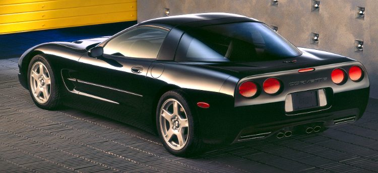 Chevrolet Corvette Coupé (C5) '97