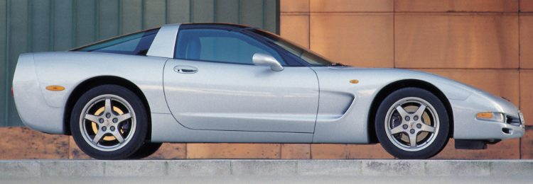 Chevrolet Corvette Coupe (C5, EU) '98