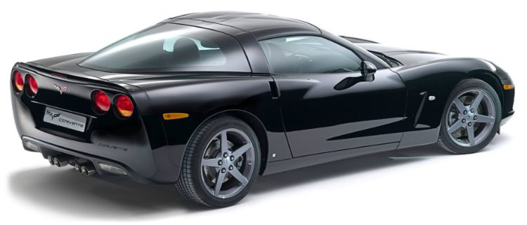 Chevrolet Corvette Coupe Victory Edition Z51 (C6) '07