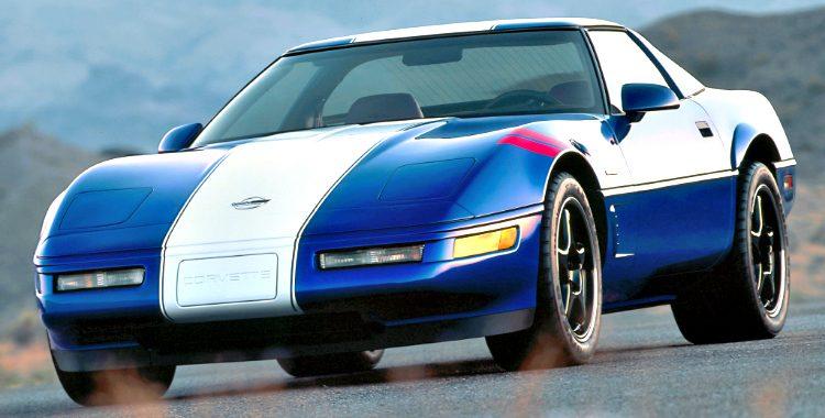 Chevrolet Corvette Grand Sport (C4) '96