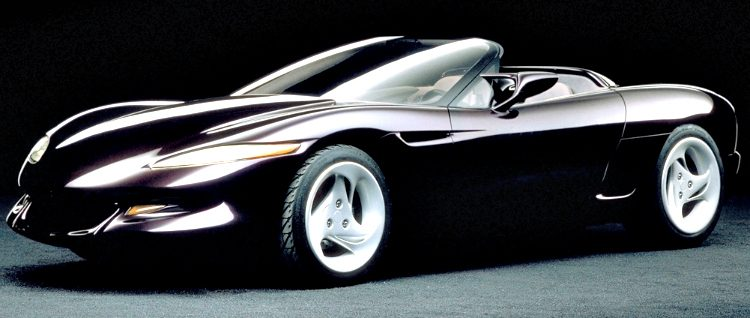 Chevrolet Corvette StingRay III '92