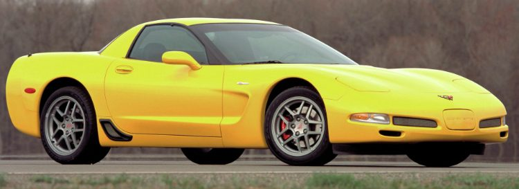 Chevrolet Corvette Z06 (C5) '01