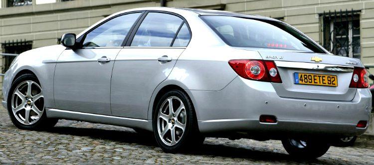 Chevrolet Epica (V250) '06
