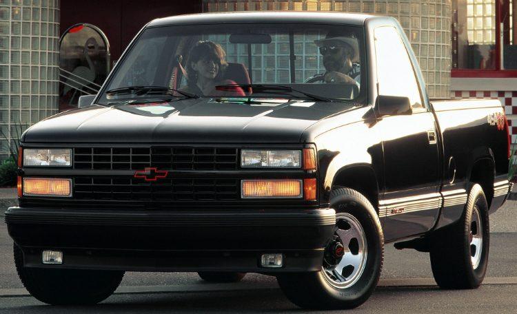Chevrolet Silverado SS 454