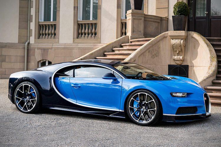 Nederland is 2 nieuwe Bugatti Chirons rijker
