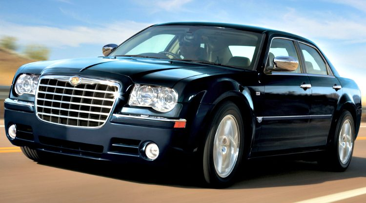 Chrysler 300C '04