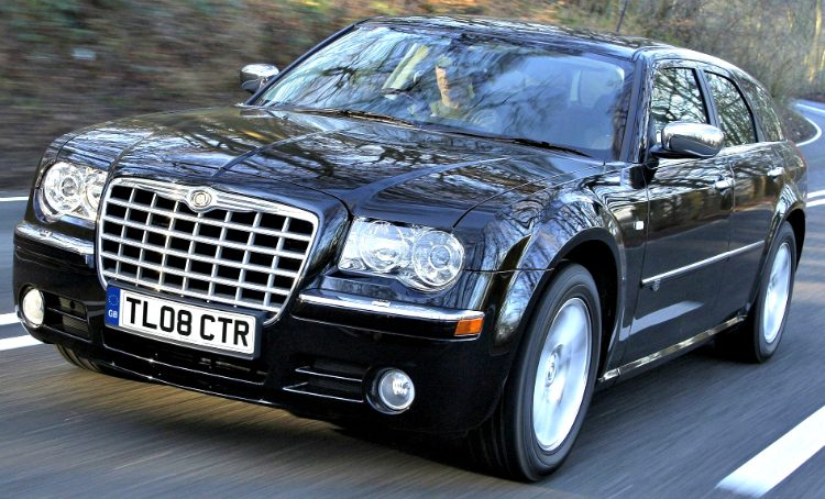Chrysler 300C Touring 3.0 CRD Limited (LE) '08