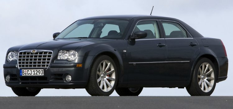 Chrysler 300C SRT-8 '07