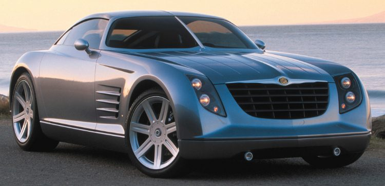 Chrysler Crossfire Concept '01