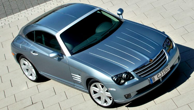 Chrysler Crossfire Limited (ZH) '03