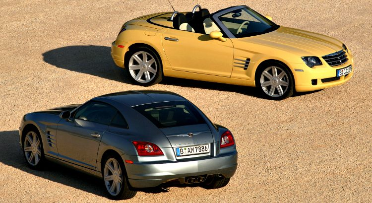 Chrysler Crossfire '03