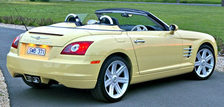 Chrysler Crossfire Roadster (ZH) '04