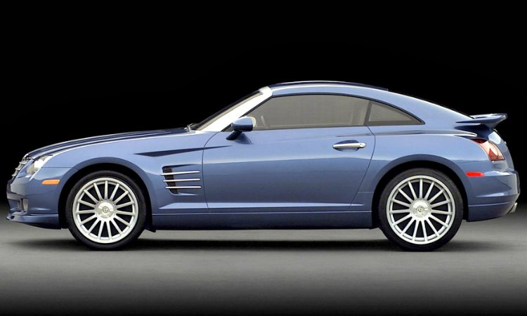 Chrysler Crossfire SRT-6 (ZH) '04