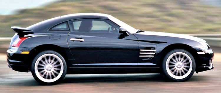 Chrysler Crossfire SRT-6 Coupé (ZH) '04