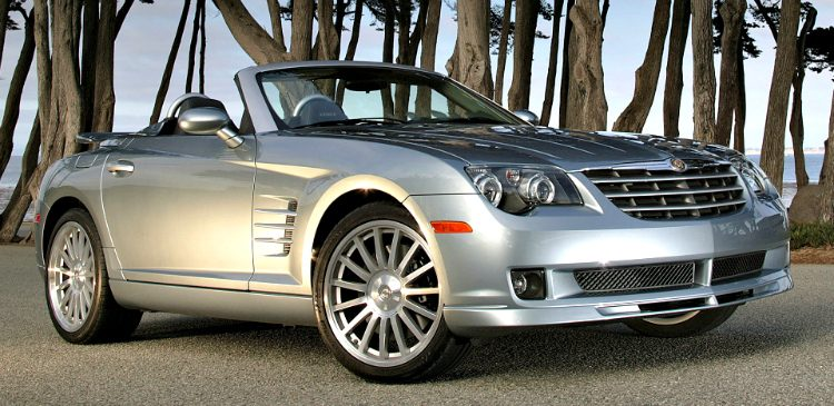 Chrysler Crossfire SRT-6 Roadster (ZH) '04