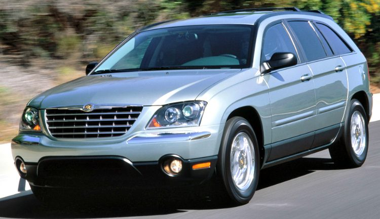 Chrysler Pacifica Limited (CS) '05
