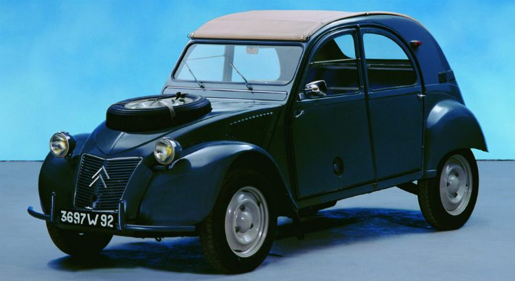 Citroen 2CV Safari '60