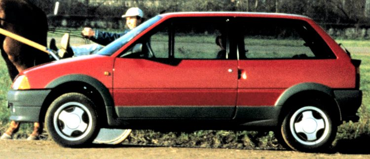 Citroen AX GT '88