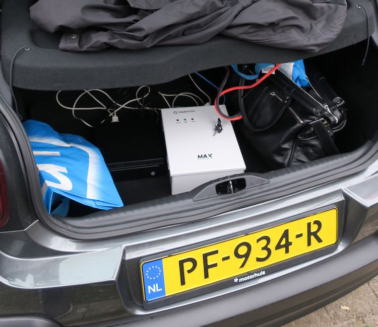 Citroen C3 hackstation