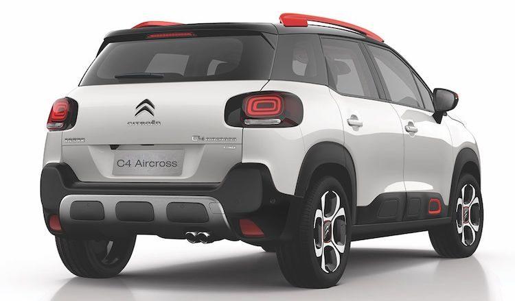 Nieuwe Citroën C4 Aircross is eigenlijk een lange C3