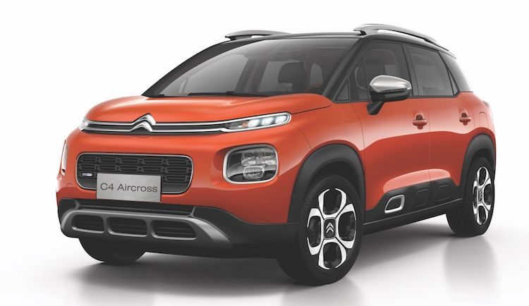 citroen c4 aircross images galleries. Black Bedroom Furniture Sets. Home Design Ideas