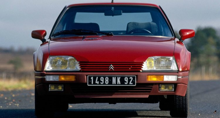 Citroen CX 25 GTI Turbo 2 '87