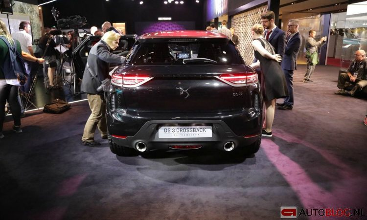 DS3 Crossback '18