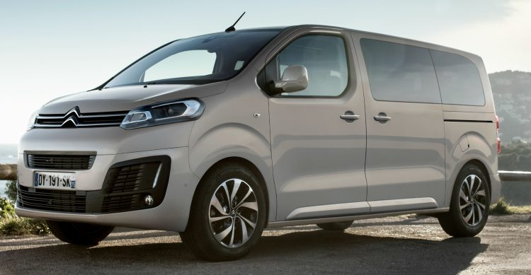 Citroen Spacetourer '18