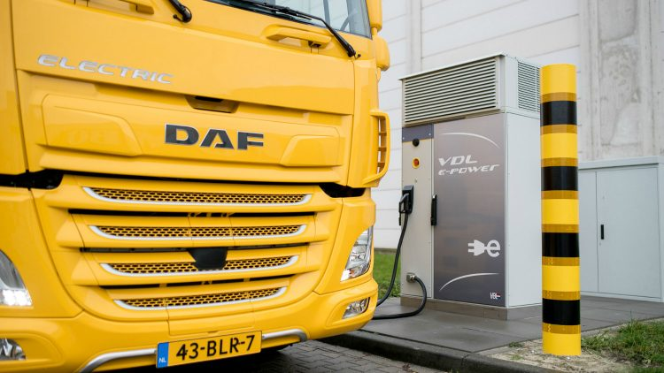 Daf CF Electric