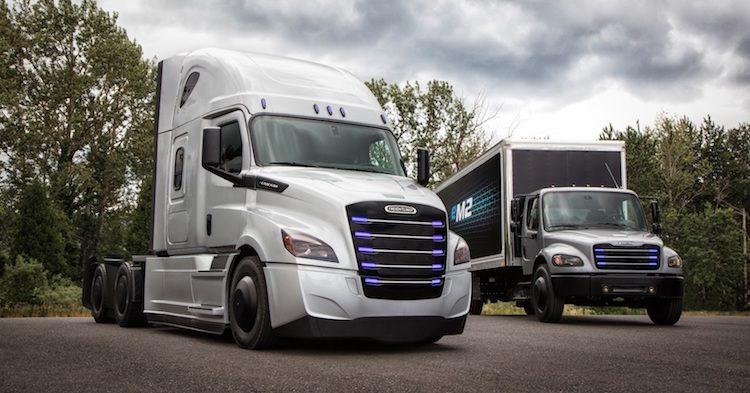 Deze Daimler Trucks willen de Tesla Semi slopen