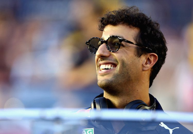 Ricciardo gelooft in toekomst Renault dankzij nieuwe motor