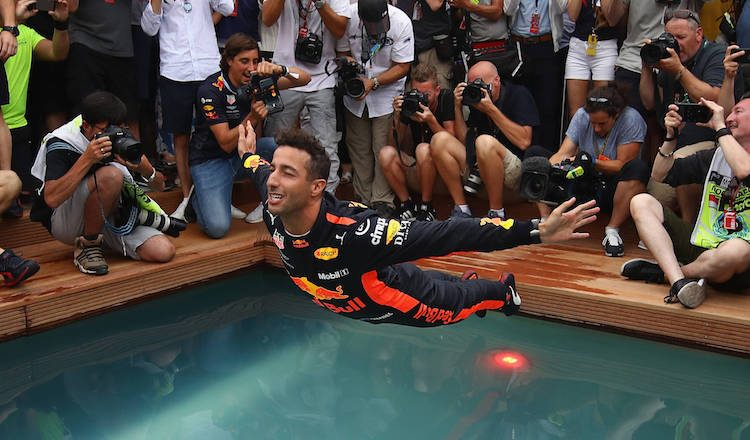 De internationale media over het polariserende weekend van Red Bull