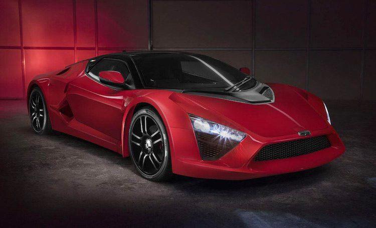 Deze nieuwe sportauto is geïnspireerd door de LaFerrari