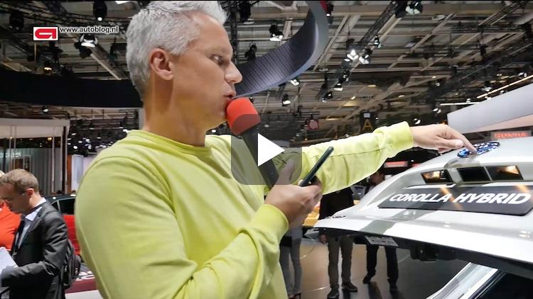 Autoblog video: autoshow Parijs 2018 (deel 4)