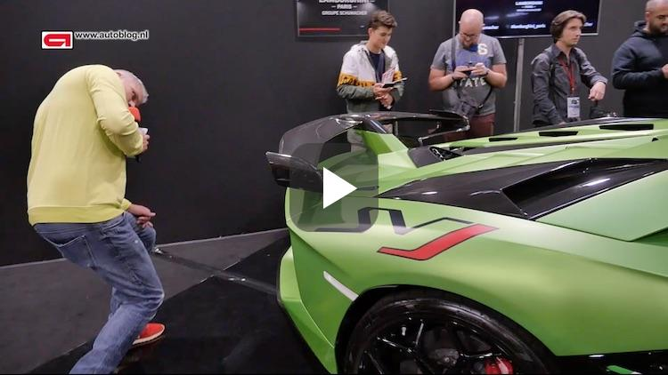 Autoblog video: autoshow Parijs 2018 (deel 8)