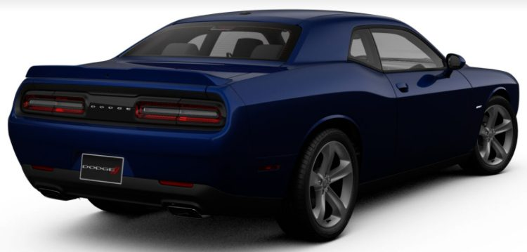 Dodge Challenger R/T (LC) '18