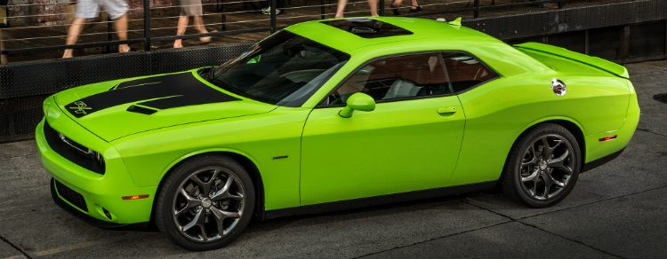 Dodge Challenger R/T Plus (LC) (2018)
