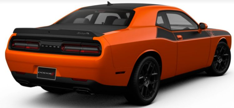 Dodge Challenger R/T Scat Pack Shaker (LC) '18