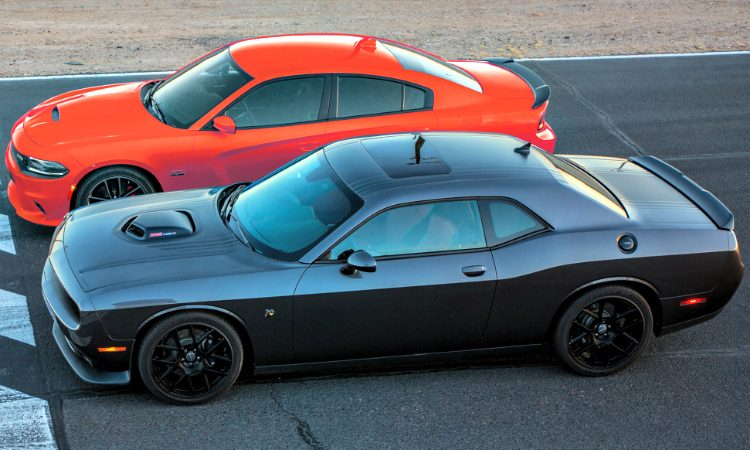 Dodge Charger + Challenger Hellcat