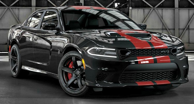 Dodge Charger SRT '19