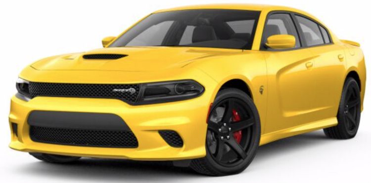 Dodge Charger SRT Hellcat '18