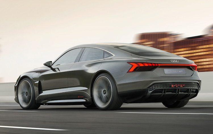 Officieel: alles over de Audi e-tron GT concept