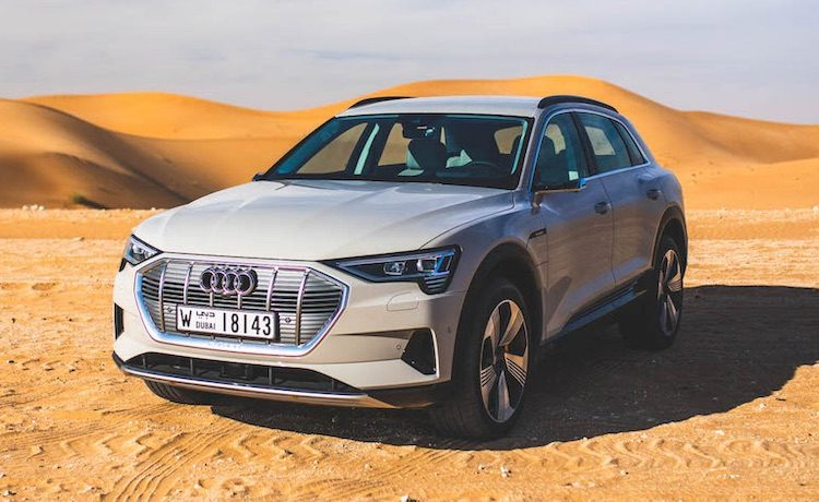 Audi e-tron: rijtest en video