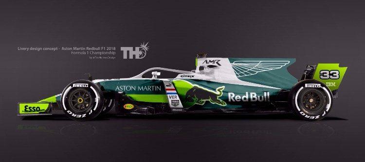 Red Bull tilt sponsordeal met Aston Martin naar nieuw niveau
