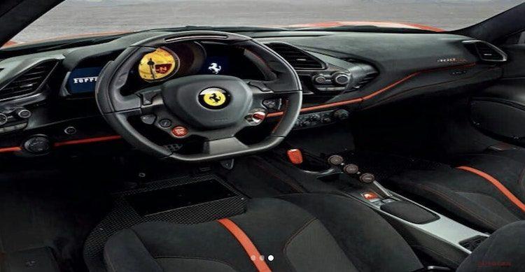 Gelekt! Dit is de Ferrari 488 Pista
