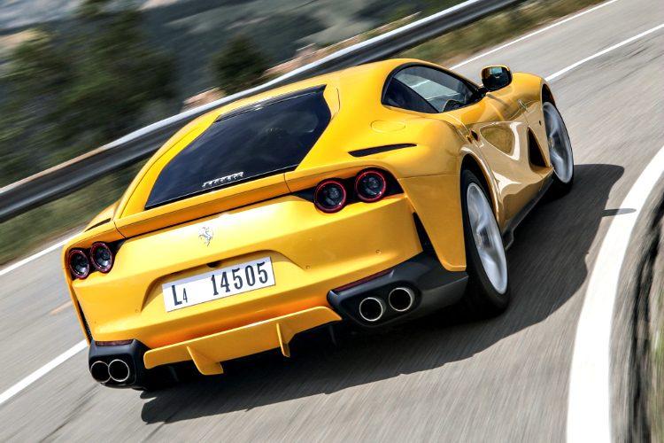 Ferrari 812 Superfast '18