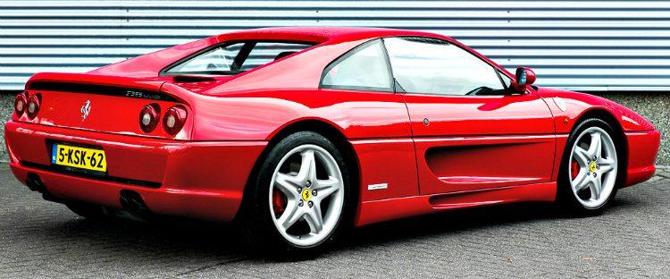 Ferrari F355 Berlinetta