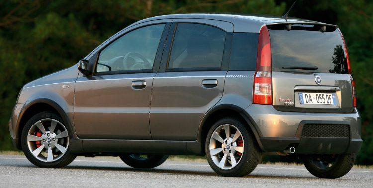 Fiat Panda 100HP (169) '07
